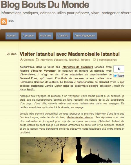 blog mademoiselle istanbul