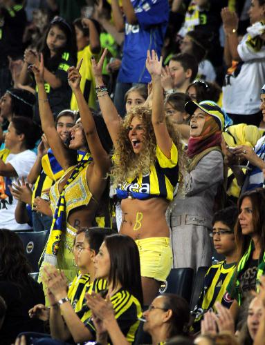 fenerbahce - lady's night