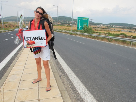 autostop istanbul